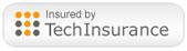Insured by Tech Insurance
